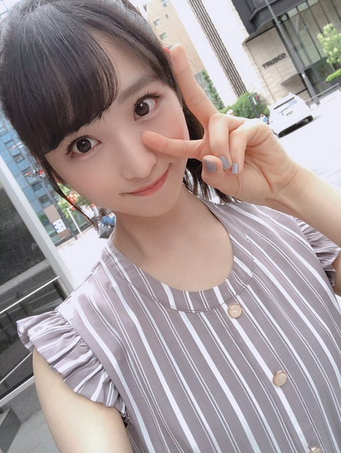 【AKB48】ゆいゆいはもう子供パンツを卒業したと思う【小栗有以】