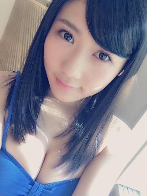【朗報】西野未姫ちゃんの谷間深すぎwwwwww
