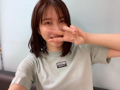"【AKB48】横山由依の""汗かき""写真に汗フェチおじさん歓喜の声「水も滴るいい女」「こんな嫁が欲しい」"