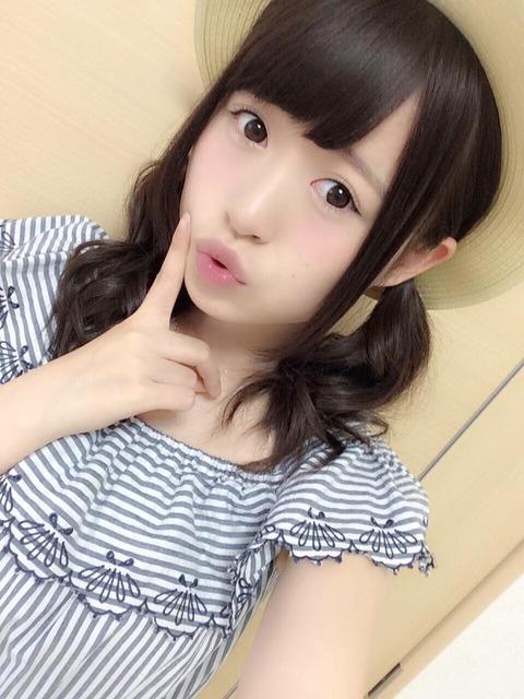 【HKT48】トミヨシがブス枠みたいな風潮って何なん?【冨吉明日香】