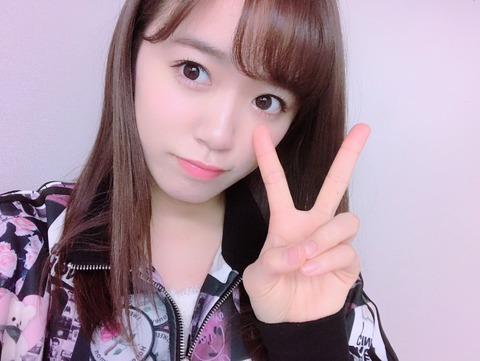 【AKB48】飯野雅「今日はママの39歳の誕生日でした」