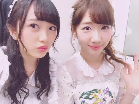 【AKB48】向井地美音「柏木さんから総監督という路線は、センターを目指す路線から外れてしまうことだよ?と言われた」