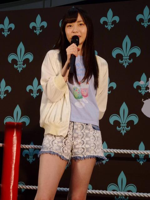 【NMB48】あんちゅこと石塚朱莉、同じショートパンツばっかり履きまわしていた