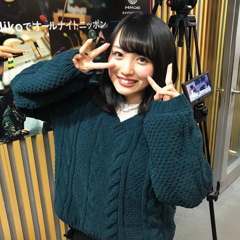 【AKB48】向井地美音と倉野尾成美はどっちが可愛い?