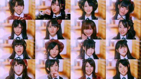 【AKB48】「君のことが好きだから」「盗まれた唇」の頃のアンダーガールズ強すぎwwwwww