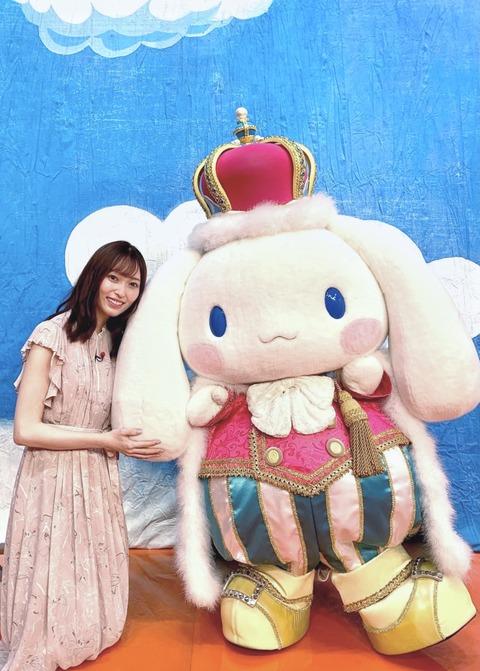 女優の山口真帆さんが「モニタリング」で因縁のSKE48須田亜香里さんと共演www