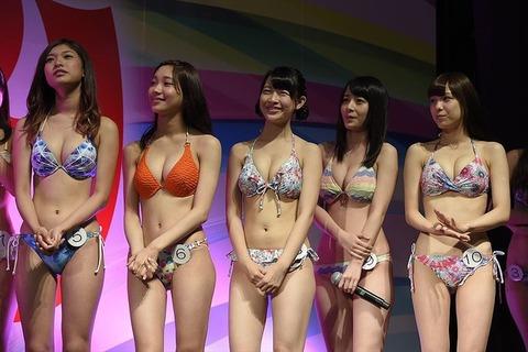 【AKB48G】正直、歌やダンスよりも「グラビア女王」選手権の方が見たいよな?