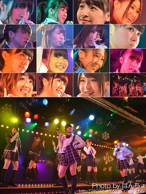 【AKB48G】劇場公演ってもう廃止してもよくない?