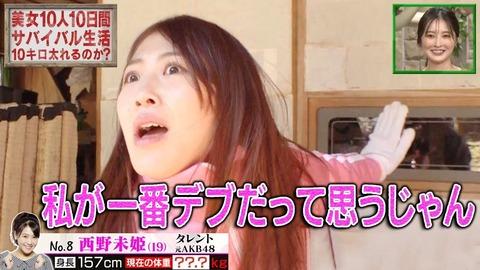【AKB48G】太ってるメンバーってどういう食生活してんの?