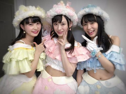 【NMB48】公演曲で一番好きな曲はどれ?