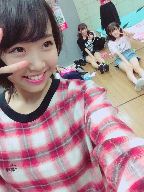 【NMB48】メンバーの私服「STUSSY」率高すぎwwwwww