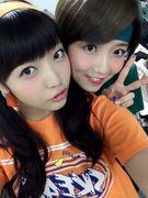 【悲報】SKE48磯原杏華「篠田麻里子さんと橋本奈々未さんに似てるってよく言われます♪」