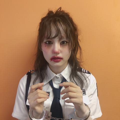 【悲報】AKB48前田彩佳、職質されていた事をSHOWROOMで告白