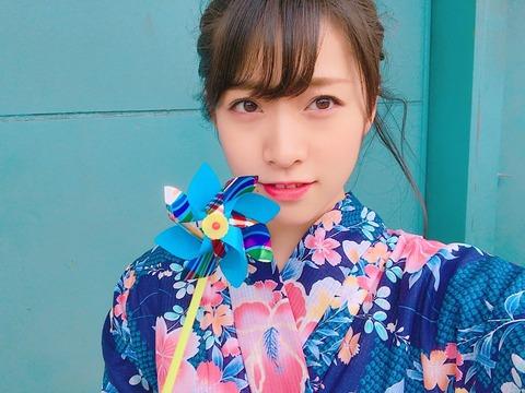 【AKB48G】メンバーの浴衣姿の画像貼ってけ【ゆかた祭り】
