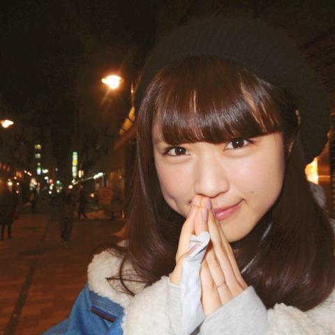 【悲報】渋谷凪咲の左手薬指に指輪!熱愛発覚か?