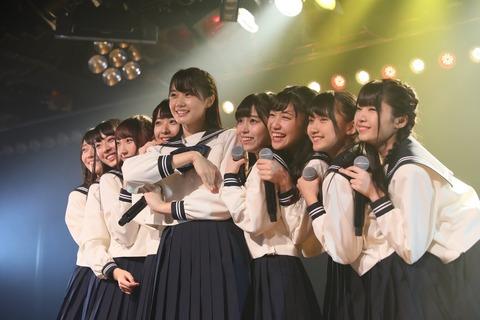 【画像】STU48瀧野由美子のセーラー服姿がヤバ過ぎる!!!