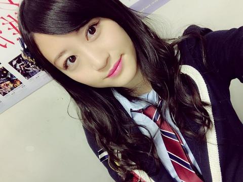 【NMB48】上西恵の卒業発表から卒業までの期間が山田菜々よりも長くなりそうだけど
