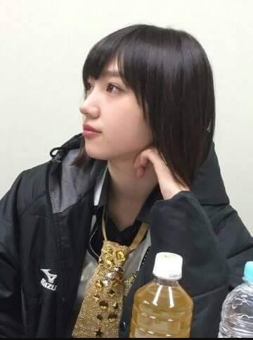 【画像】NMB48太田夢莉の横顔美し過ぎるだろ