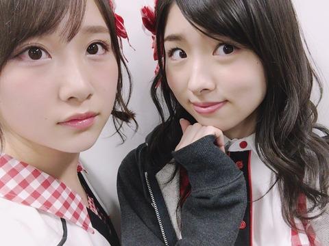 【AKB48】地下でブサカワ扱いされてるさっほーに膝枕されながら言われたい言葉【岩立沙穂】