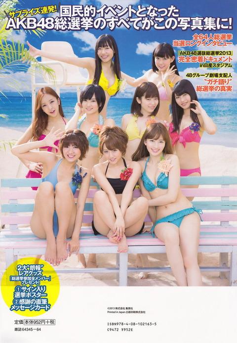【クリスマス】AKB48おっぱい祭り【1位~10位】
