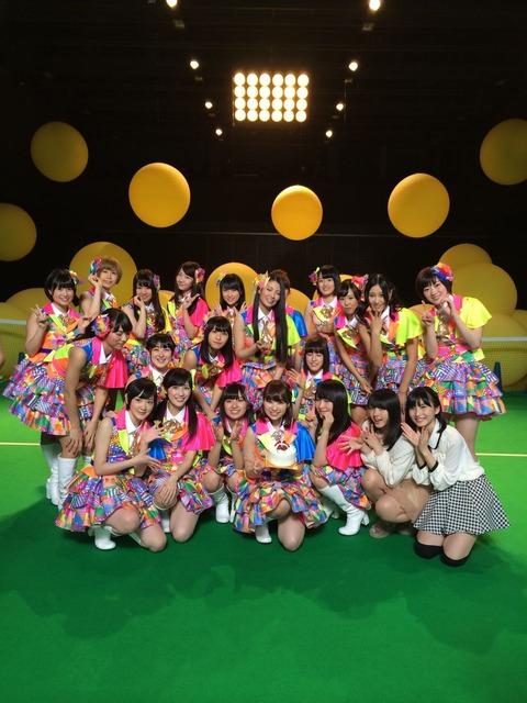 最近AKB48を好きになってきてヤバい