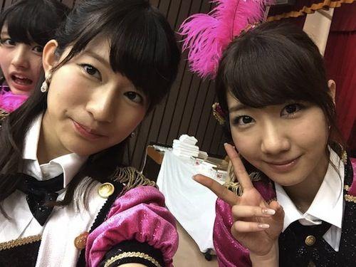 【AKB48】竹内美宥「嘘吐きや裏切る人は絶対無理」柏木由紀を批判か? 1: (庭)@\(^o^