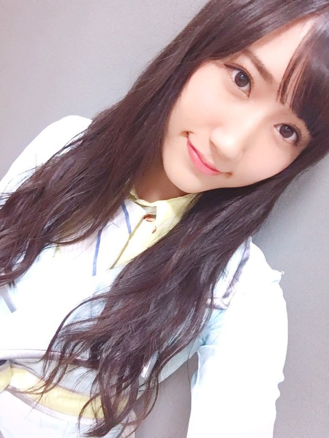 【NMB48】西澤瑠莉奈がいつの間にか矢吹奈子似の美人に!!!