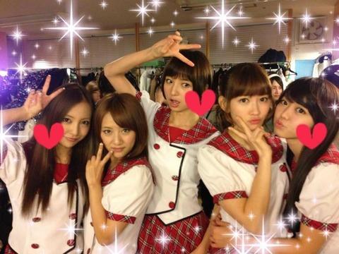 AKB48Gでオリメンに後輩が勝つにはどうすればいいのだろうか?