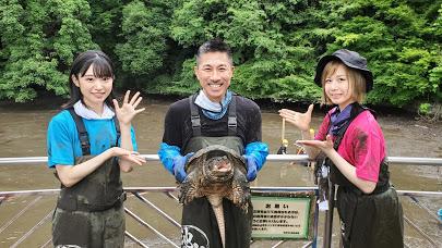【AKB48】センターの山内瑞葵さん、池の水ぜんぶ抜く大作戦ねじ込まれる
