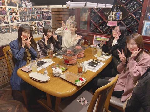 【SKE48】遠征先で松井珠理奈さん派と須田派に分かれ食事会が開かれる。須田派は全員ツイート、珠理奈さん派はwww