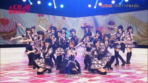 【朗報】AKB48SHOW、4月以降も継続