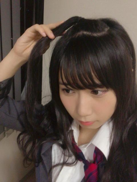 【HKT48】上野遥「私は自分のためより、誰かのために何かをする方が力を発揮するらしい」