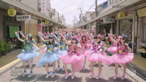 【AKB48】歴代シングル三大糞曲「心のプラカード」「ジャーバージャ」あとひとつは?