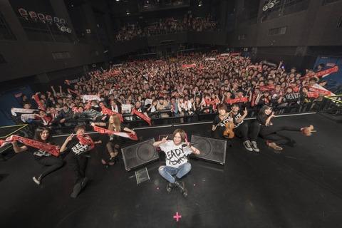 【朗報】山本彩のZepp札幌公演が大盛況!!!!!!