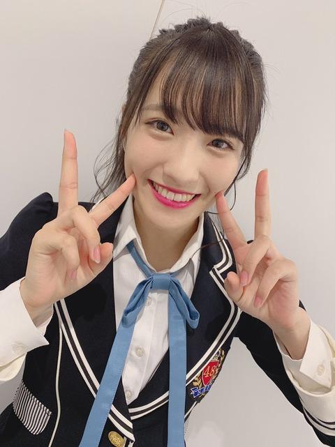 【悲報】NMB48新キャプテン小嶋花梨「京セラドームが目標と言ってたけど、握手会で現実を見た」