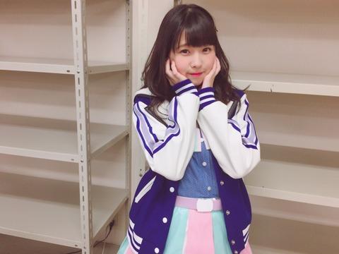 【HKT48】熊沢世莉奈「20歳になっても1度もグラビアやった事ないから音ゲーグラビアやってみたい!!!」