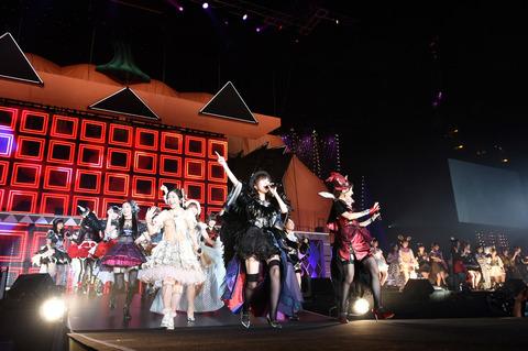 【AKB48G】「フルサイズで20曲」「1ハーフで40曲」どっちのコンサートがいい?