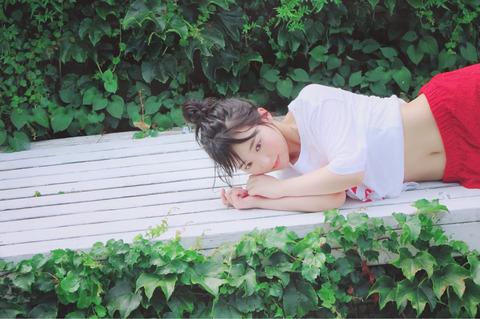 【HKT48】田中美久「おへそ出しだよ~~👿」【みくりん】