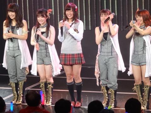 【朗報】NMB48上枝恵美加復帰!!!「これからも引っ張って行きたい」
