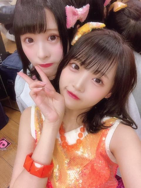 【悲報】NMB48植村梓がモロにお●ぱいを揉まれている動画が流出www