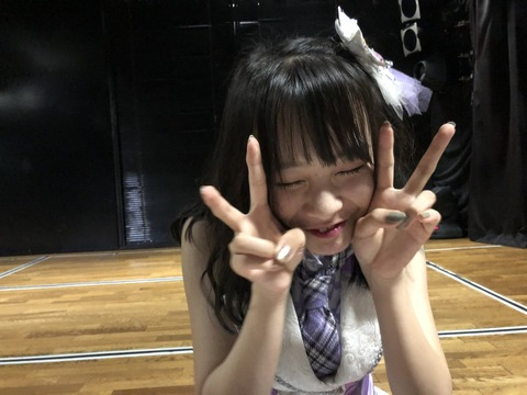 【AKB48】チーム8横山結衣「私は必ず選抜に入ってみせる!!!」