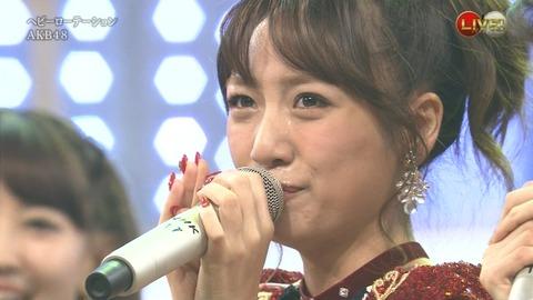 【悲報】前田敦子と大島優子のせいでAKB48の紅白台無し