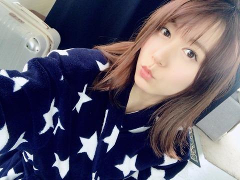 【SKE48】大場美奈「久しぶりに撮影しました。ガウン着てるね…そういうことだね。お楽しみに~!」