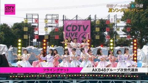 【AKB48】最後の砦、IxR+千葉恵里