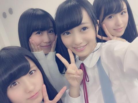 【AKB48】向井地美音(17)はこれからどこまで出世するのか