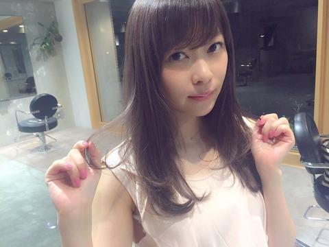 【HKT48】ゲロブス指原莉乃が髪の毛もピンクに染めてゲロブスに