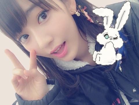 【朗報】HKT48宮脇咲良がモバメで完全復活宣言!!!