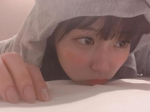 【HKT48】田中美久「悩み事と考え事多くて寝れない」