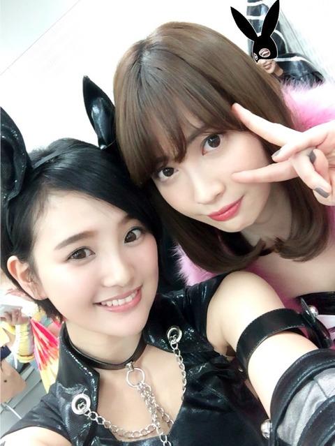 【悲報】兒玉遥がAKB48アルバム「サムネイル」特別LIVEイベント不参加、本当に大丈夫なのか?