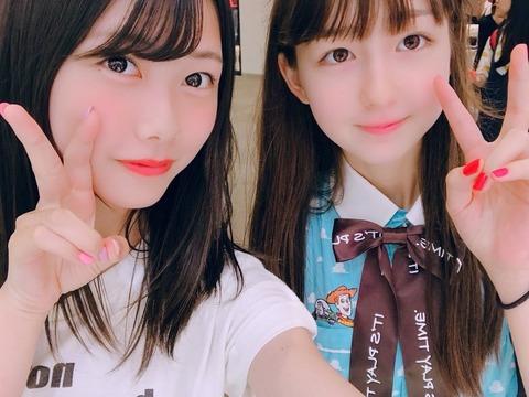 【AKB48】千葉恵里に憧れてるらしいハーフ美少女が可愛すぎる!!!